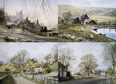Peak District Portfolio (Set of 4)