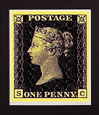 Penny Black - Yellow small