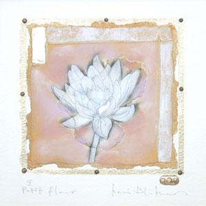 Petit Fleur 5 by Kevin Blackham
