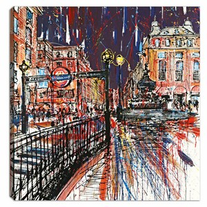 Piccadilly Passion by Paul Kenton