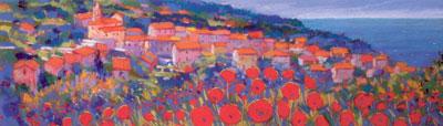 Poppies, Corsica