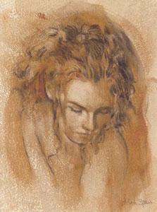 Portrait II by Mark Spain