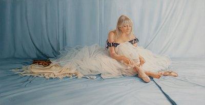 Portrait Of The Artist by Kay Boyce