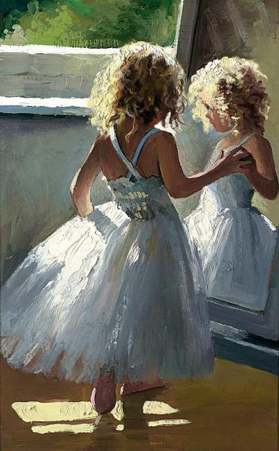 Pretty as a picture by Sherree Valentine Daines