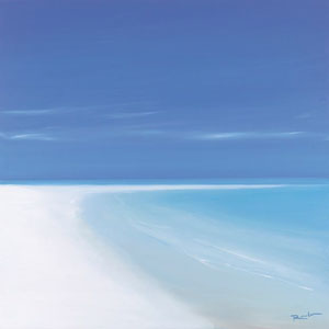 Pure Blue II by Reuben Colley