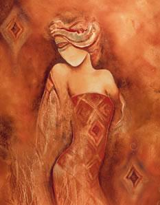Regal Splendour I by Charlotte Atkinson