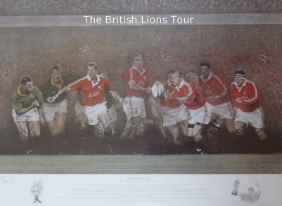 Roar Of The Lions - British Lions vs South Africa