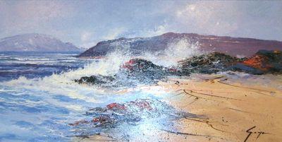 rocky-shores-ii-white-frame-14769