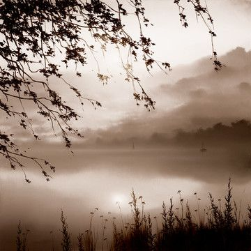 Sailing At Sunrise by John Waterhouse