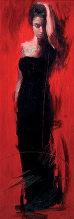 Scarlet Beauty by Henry Asencio
