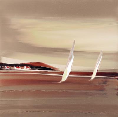 Sea Serenade I by Duncan MacGregor