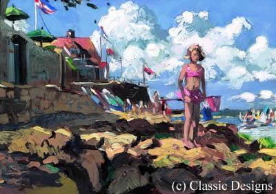 Seaview III by Sherree Valentine Daines