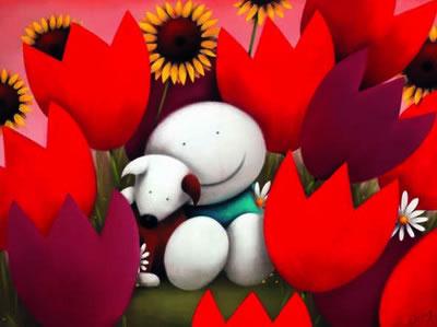 Secret Garden by Doug Hyde