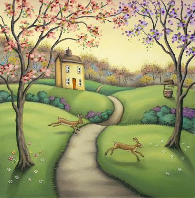 Secrets Of The Seasons - Spring by Paul Horton