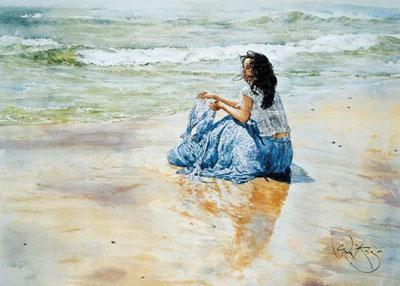 Solitude by Gordon King