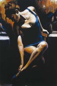 Sophia by Fabian Perez