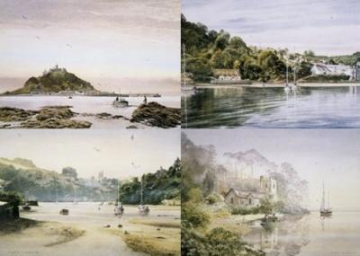 South West Portfolio (Set of 4)