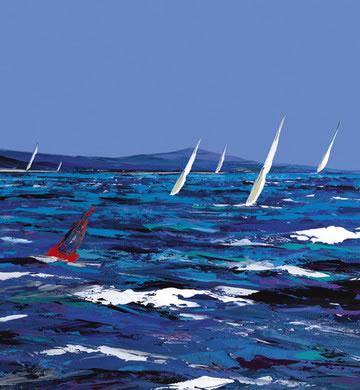 Sparkling Seas I by Duncan MacGregor