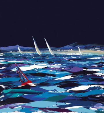 Sparkling Seas II by Duncan MacGregor