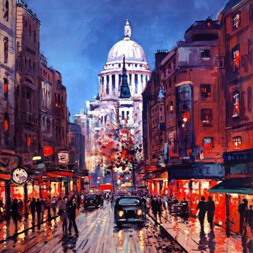 St. Pauls, The City