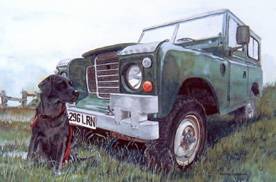 Staying Power - Landrover