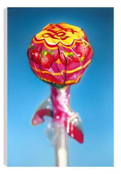 Still Life - Lollipop (Canvas) by Sarah Graham