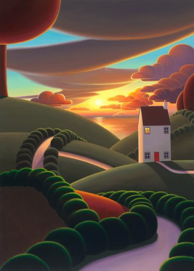Summer Nights by Paul Corfield
