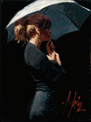 Summer Rain II by Fabian Perez