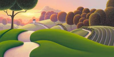 Summer's End by Paul Corfield