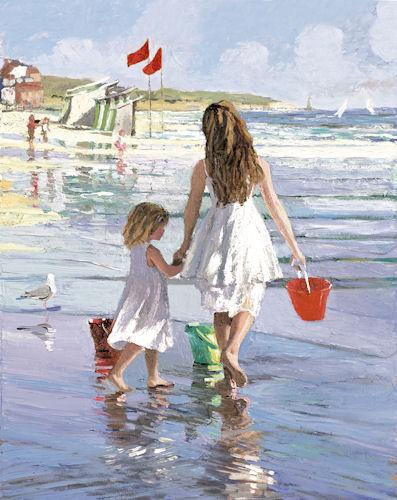 Summertime by The Sea by Sherree Valentine Daines