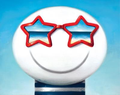 Sun, Sea and Sunglasses II by Doug Hyde