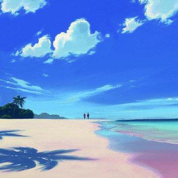 Sunkissed Shores III