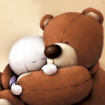 Surrounded By Love by Doug Hyde
