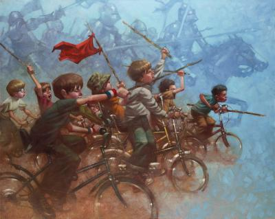Swords Of A Thousand Men by Craig Davison