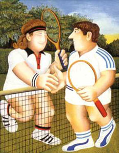 Tennis small