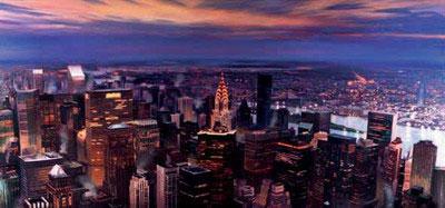 The American Dream by James Blinkhorn