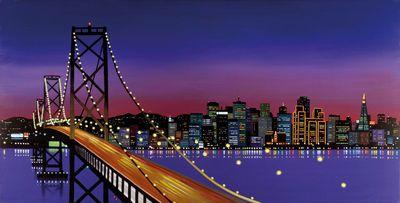 The Bay Bridge by Neil Dawson