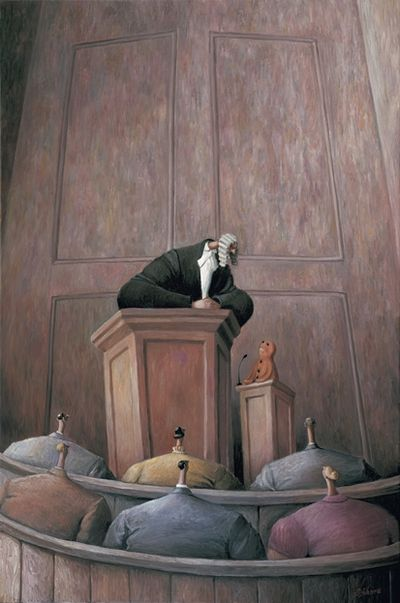 The Defendant by Sarah Jane Szikora
