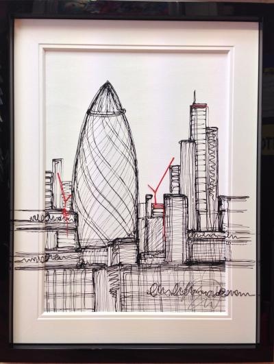 The Gherkin small