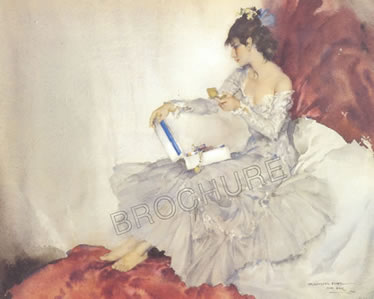 The Jewel Box by Russell Flint