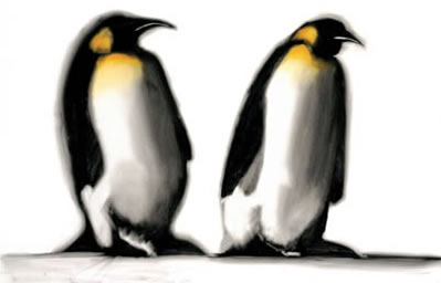 The King & I - Penguins small