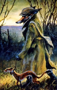 The Poacher by Mick Cawston