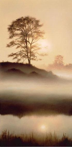 The Sun's Reflection by John Waterhouse