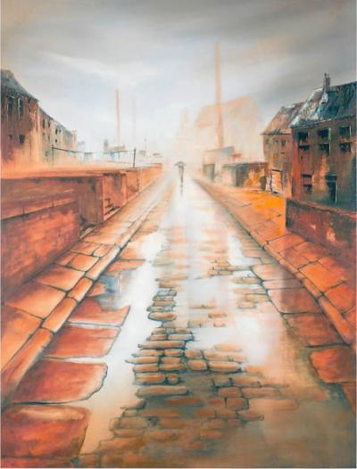 The Walk Home by Bob Barker