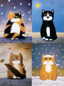 the-weather-fourcats-set-of-4-1255