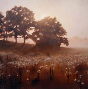 Thistledown II by John Waterhouse
