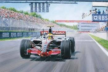Three Two Won (Lewis Hamilton, Canadian GP 2007)