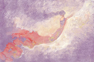 Tidal Spirits III by Charlotte Atkinson