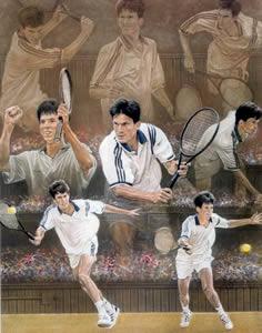 Tim Henman - Tennis