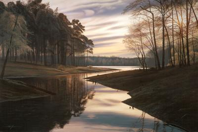 Time For Reflection by Paul James